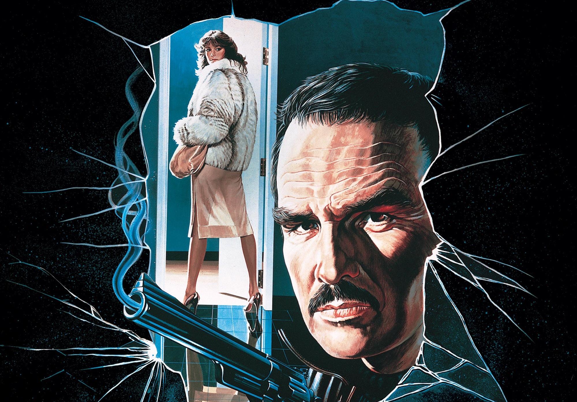 Sharky's Machine Blu-ray cover